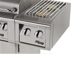 ALFRESCO Freestanding Double Side Burner (AXESB-2C)