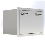 PCM Fully Insulated Slide Out Ice Drawer (BBQ-260-FID)