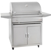 "BLAZE 32"" Charcoal Grill with Cart (BLZ-4-CHARCART)"