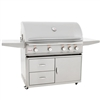 "BLAZE 44"" Professional Grill with Cart (BLZ-4PROCARTPKG)"