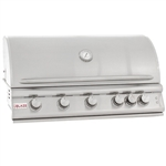 "BLAZE 5-Burner 40"" Built-in Grill with Rear Burner and Lighting (BLZ-5LTE2)"