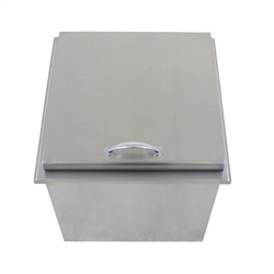 "BLAZE 22"" Ice Bin Cooler / Wine Chiller (BLZ-ICEB-WH)"