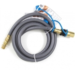 BLAZE Natural Gas Quick Disconnect Hose (BLZ-NG-HOSE)