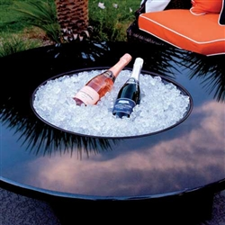 ORIFLAMME Ice Bucket for Fire Table
