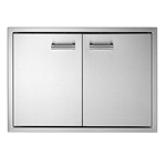 "DELTA HEAT 26"" Double Access Doors (DHAD26-C)"