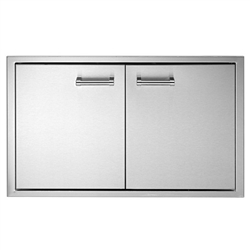 "DELTA HEAT 36"" Double Access Doors (DHAD36-C)"