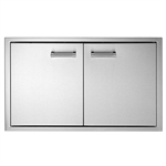 "DELTA HEAT 38"" Double Access Doors (DHAD38-C)"