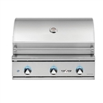 "DELTA HEAT 32"" Grill with 3 Stainless Burners (DHBQ32G-D)"