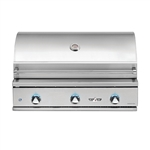 "DELTA HEAT 38"" Grill with 3 Stainless Burners (DHBQ38G-D)"