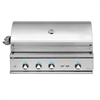 "DELTA HEAT 38"" Grill with 2 SS Burners & 1 Sear Zone/Rot (DHBQ38RS-D)"