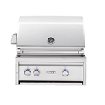 "LYNX 27"" Professional Built-in Grill with 2 Ceramic Burners and Rotisserie (L27R-3)"
