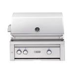 "LYNX 30"" Professional Built-in Grill with 2 CEramic Burners and Rotisserie (L30R-3)"