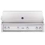 "LYNX 54"" Professional Built-in Grill with 3 Ceramic Burners, 1 Trident Burner and Rotisserie (L54TR)"