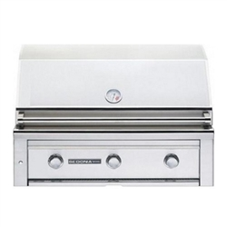 SEDONA by Lynx L600-Series Grill with Three Stainless Steel Burners (L600)