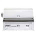 SEDONA by Lynx L600-Series Grill with One ProSear1 Burner, Two Stainless Steel Burners and Rotisserie (L600PSR)