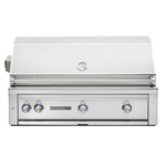 "SEDONA by Lynx 42"" L700-Series Grill with One ProSear1 Burner, Two Stainless Steel Burners and Rotisserie (L700PSR)"