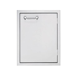 "SEDONA by Lynx Stainless Steel 18"" Single Access Door (LDR418)"