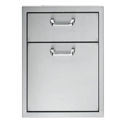 "LYNX Professional 16"" Double Drawers (LDW16)"