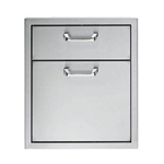 "LYNX Professional 19"" Double Drawers (LDW19)"