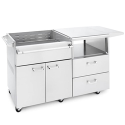 "LYNX 54"" Mobile Kitchen Cart (LMKC54)"