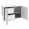 LYNX Ventana Sealed Pantry (LPA36-4)