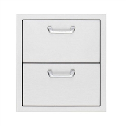 "SEDONA by Lynx 19"" Double Drawers (LUD519)"
