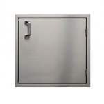 "PCM Stainless Steel 18"" Single Access Door - Right Hinge (PCM-260-18X19R)"