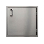 "PCM Stainless Steel 21"" Single Access Door - Right Hinge (PCM-260-21X19R)"