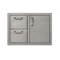 "PCM 30"" Stainless Drawer/Door Combo (PCM-260-COMBO30)"