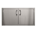 "PCM 36"" Double Stainless Access Door (PCM-260-DD36)"