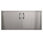 "PCM 42"" Double Stainless Access Door (PCM-260-DD42)"
