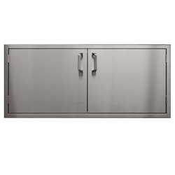"PCM 48"" Double Stainless Access Door (PCM-260-DD48)"