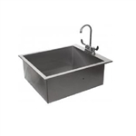 PCM 24x15 Insulated Ice Storage Sink (PCM-400-15DI)
