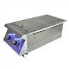 RCS Premier-Series Lighted Double Side Burner with Two 12,000 BTU Burners (RJCSSBL)