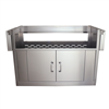 RCS Stainless Steel Cart for RON42A Grill (RONJC)