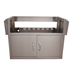 RCS Stainless Steel Cart for RON38A Grill (RONKC)