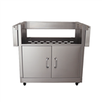 RCS Stainless Steel Cart for RON30A Grill (RONMC)