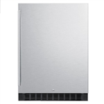 "SUMMIT 24"" Outdoor Refrigerator with Lock (SPR627OS)"