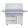"Twin Eagles EAGLE ONE 42"" Deluxe Cart Grill (TE1BQ42RS-DCART)"