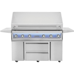 "Twin Eagles EAGLE ONE 54"" Deluxe Cart Grill (TE1BQ54RS-DCART)"