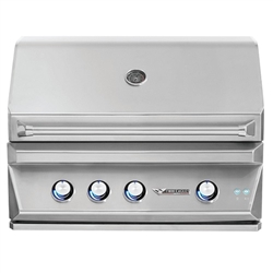"TWIN EAGLES 36"" Built-in Grill with 3 Burners and Rot (TEBQ36R-C)"