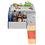 "TWIN EAGLES 18"" Outdoor Bar (TEOB18-B)"