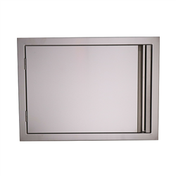"RCS 27"" Valiant Horizontal Stainless Door (VDH1)"
