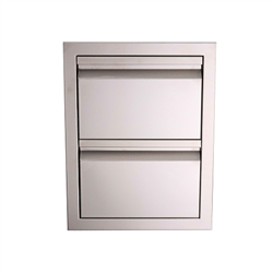 "RCS 17"" Valiant Double Drawer (VDR1)"