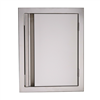 "RCS 20"" Valiant Vertical Stainless Door (VDV2)"