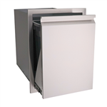 "RCS 20"" Valiant Double Trash Drawer (VTD2)"