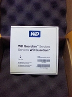 Western Digital Guardian Extended Care 2-Year Extension