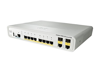 Cisco Catalyst Compact 3560CG-8PC-S