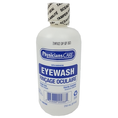 Eye Wash Solution 250 ml