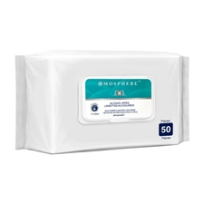 Alcohol Wipes - Pack of 50